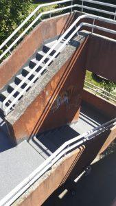 Terrassen-, Treppen- & Balkonabdichtungen
