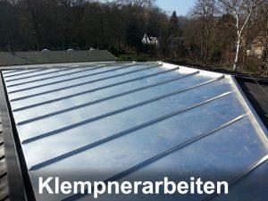 Klempnerarbeiten Dachdeckermeister Bohne in Berlin