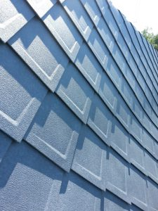 PREFA Dach  – sturmsicher, rostfrei, leicht