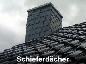 Schieferdächer – Dachdeckermeister Bohne in Berlin