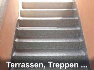 Terassen-, Treppen- und Balkonabdichtung – – Dachdeckermeister Bohne in Berlin